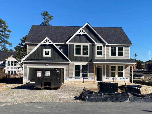 100 Marquita Court, Southern Pines, NC 28387 (MLS #202331) :: Pinnock Real Estate & Relocation Services, Inc.