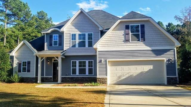 110 Timberwood Drive, Cameron, NC 28326 (MLS #202393) :: On Point Realty