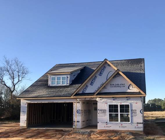 340 Pine Laurel Drive, Carthage, NC 28327 (MLS #202595) :: Pinnock Real Estate & Relocation Services, Inc.