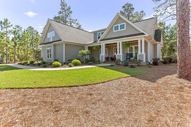 110 Centerwood Court, Whispering Pines, NC 28327 (MLS #202686) :: On Point Realty