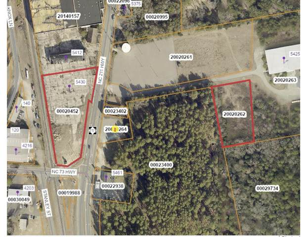 5430 Nc Highway 211, West End, NC 27376 (MLS #202861) :: Pinnock Real Estate & Relocation Services, Inc.