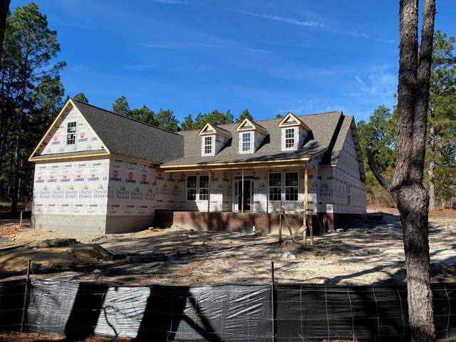 381 Longleaf Drive, West End, NC 27376 (MLS #202959) :: Pinnock Real Estate & Relocation Services, Inc.
