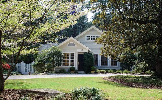 610 Old Field Road, Southern Pines, NC 28387 (MLS #202986) :: Pinnock Real Estate & Relocation Services, Inc.