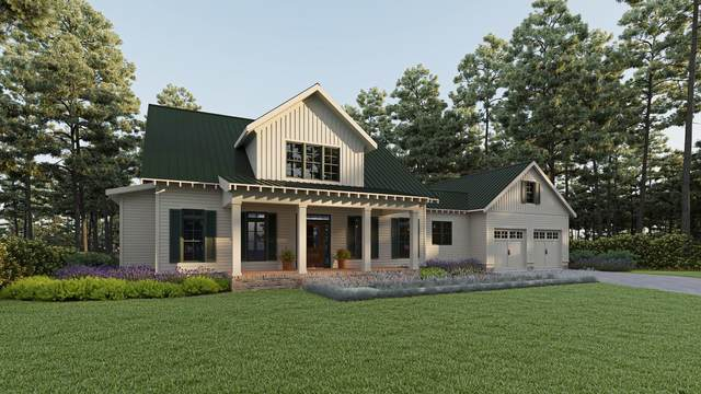 40 Redtail Lane, Pinehurst, NC 28374 (MLS #203026) :: Pines Sotheby's International Realty