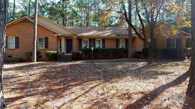 475 Stoneyfield Drive, Southern Pines, NC 28387 (MLS #203043) :: Pinnock Real Estate & Relocation Services, Inc.