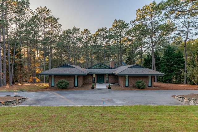 490 Lake Dornoch Drive, Pinehurst, NC 28374 (MLS #203286) :: Pinnock Real Estate & Relocation Services, Inc.