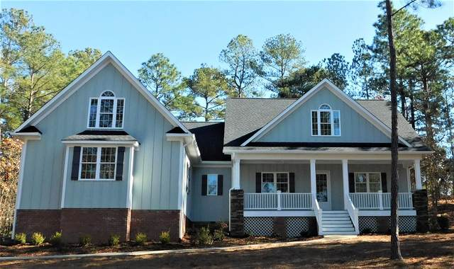 124 Owens Circle, West End, NC 27376 (MLS #203381) :: Pinnock Real Estate & Relocation Services, Inc.