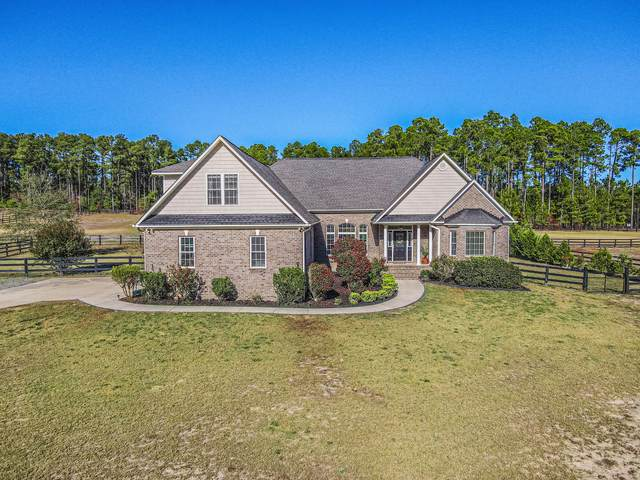 130 Reynwood Vista, Jackson Springs, NC 27281 (MLS #203411) :: Pinnock Real Estate & Relocation Services, Inc.