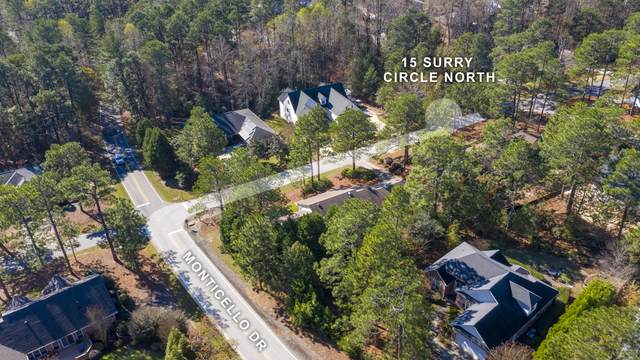 15 N Surry Circle, Pinehurst, NC 28374 (MLS #203430) :: On Point Realty