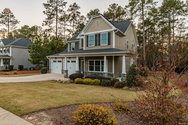 160 Wiregrass Lane, Southern Pines, NC 28387 (MLS #203469) :: Pinnock Real Estate & Relocation Services, Inc.