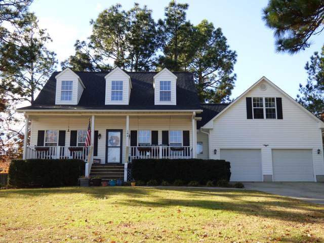 144 Dublin Court, Whispering Pines, NC 28327 (MLS #203470) :: Pinnock Real Estate & Relocation Services, Inc.