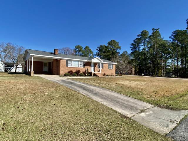 101 W Temple Avenue, Rockingham, NC 28379 (MLS #203544) :: Pines Sotheby's International Realty
