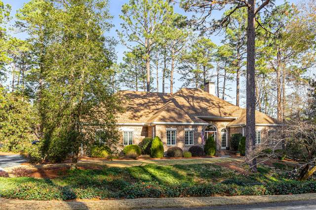 155 Hearthstone Road, Pinehurst, NC 28374 (MLS #203655) :: On Point Realty