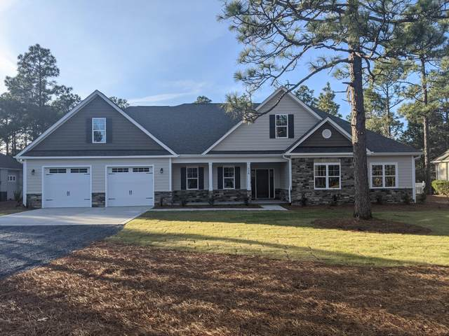 128 Smathers Drive, West End, NC 27376 (MLS #203699) :: Pines Sotheby's International Realty
