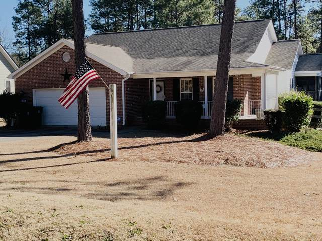159 Vincent Way, Aberdeen, NC 28315 (MLS #203714) :: Pines Sotheby's International Realty