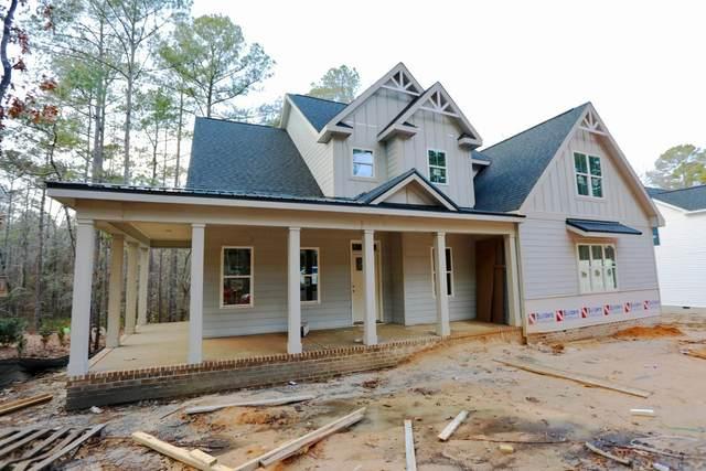 6 Arbutus Lane, Whispering Pines, NC 28327 (MLS #203845) :: Pines Sotheby's International Realty