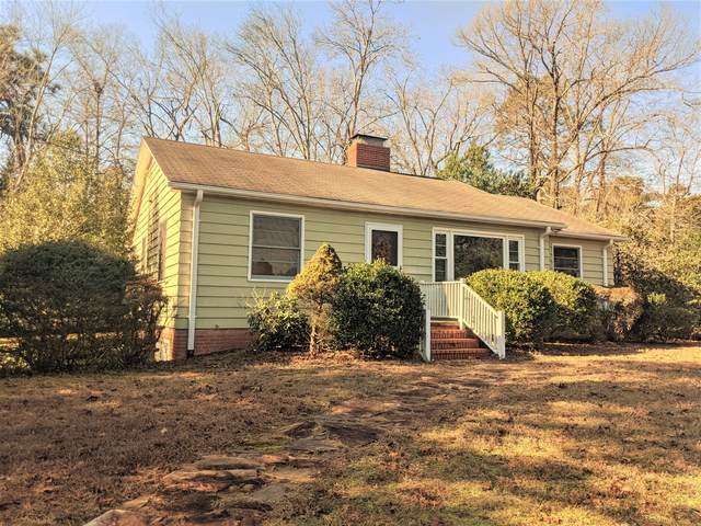 540 E Delaware Avenue, Southern Pines, NC 28387 (MLS #203928) :: Pinnock Real Estate & Relocation Services, Inc.