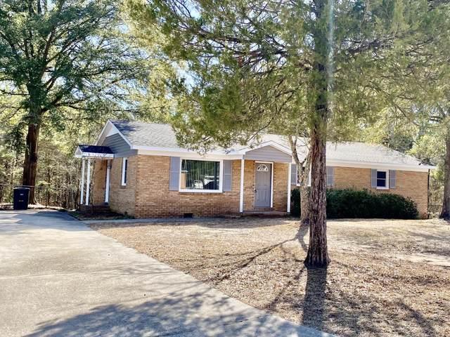 116 Lillians Lane, Hamlet, NC 28345 (MLS #204012) :: Pinnock Real Estate & Relocation Services, Inc.