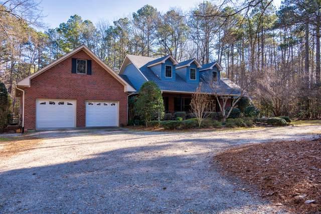1489 Aiken Road, Vass, NC 28394 (MLS #204088) :: Pinnock Real Estate & Relocation Services, Inc.