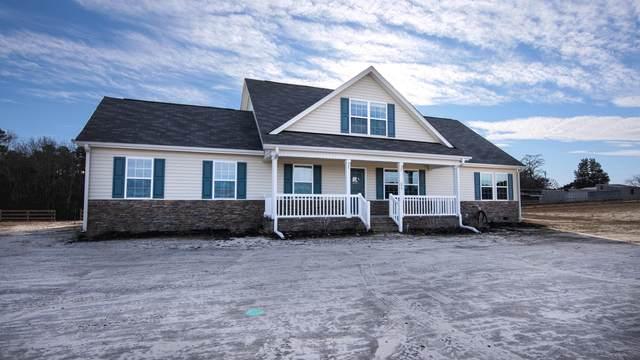 695 Byrd Road, Vass, NC 28394 (MLS #204159) :: Pinnock Real Estate & Relocation Services, Inc.