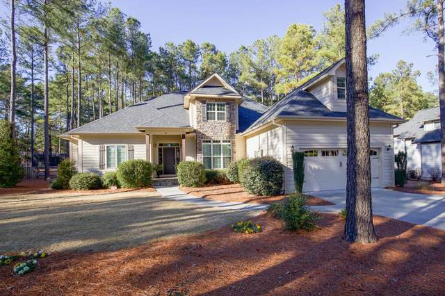 42 Spearhead Drive, Whispering Pines, NC 28327 (MLS #204231) :: Pines Sotheby's International Realty