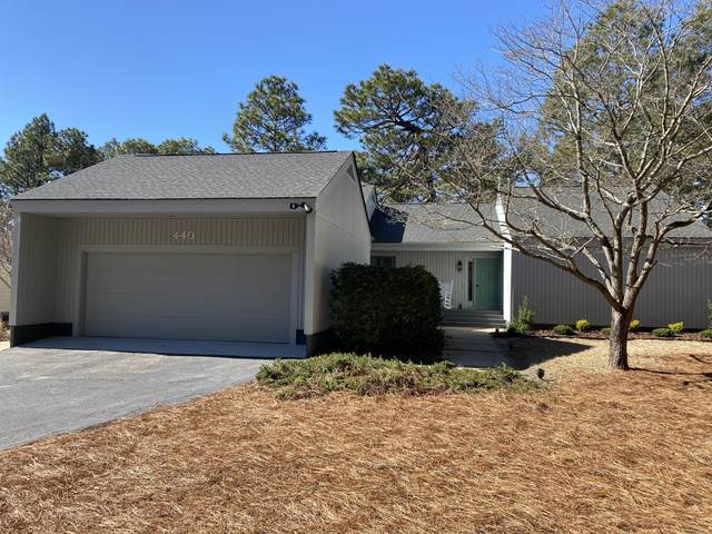 440 Central Drive, Southern Pines, NC 28387 (MLS #204354) :: Pines Sotheby's International Realty
