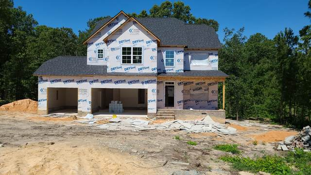 870 Winston Pines Drive, Aberdeen, NC 28315 (MLS #204411) :: Pinnock Real Estate & Relocation Services, Inc.