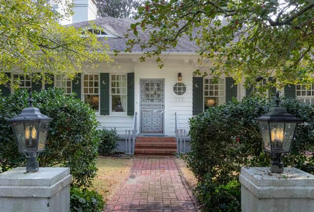 80 E Ritter Road, Pinehurst, NC 28374 (MLS #204520) :: Towering Pines Real Estate