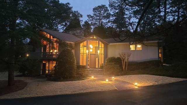 60 Walnut Creek Road, Pinehurst, NC 28374 (MLS #204629) :: Towering Pines Real Estate