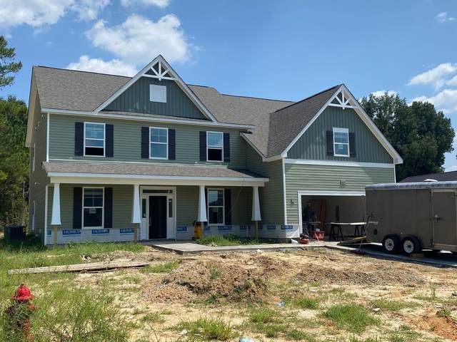 401 Ballater Lane, Cameron, NC 28326 (MLS #204800) :: Pinnock Real Estate & Relocation Services, Inc.