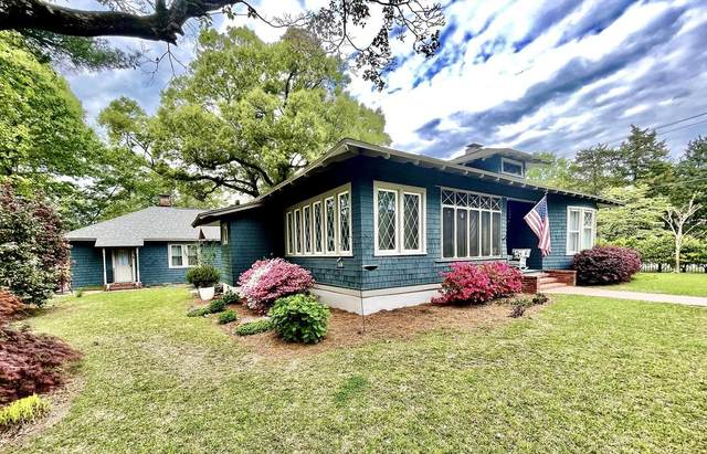 310 S Ashe Street, Southern Pines, NC 28387 (MLS #205176) :: Pines Sotheby's International Realty