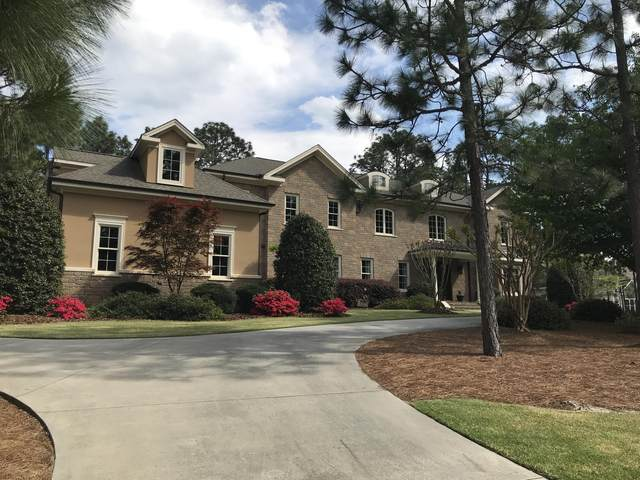 194 National Drive Drive, Pinehurst, NC 28374 (MLS #205377) :: Pines Sotheby's International Realty