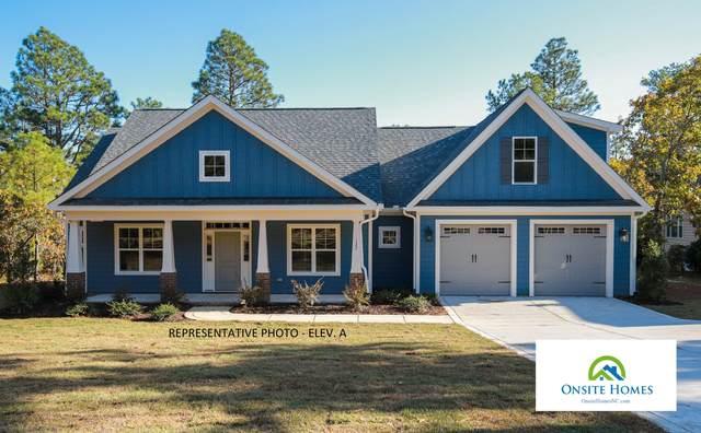 202 Woodland Circle, Foxfire, NC 27281 (MLS #205395) :: Towering Pines Real Estate