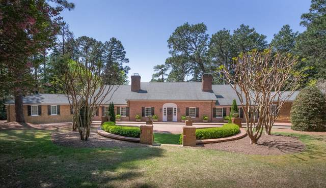 4 Augusta Way, Pinehurst, NC 28374 (MLS #205416) :: Pines Sotheby's International Realty