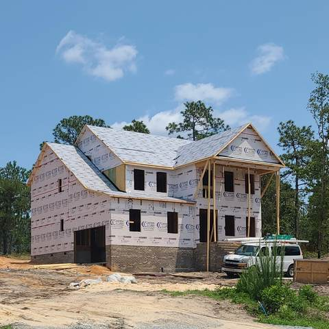 869 Winston Pines Drive, Aberdeen, NC 28315 (MLS #205596) :: Pinnock Real Estate & Relocation Services, Inc.
