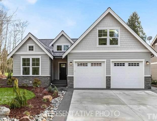 715 Crabapple Lane, Vass, NC 28394 (MLS #205662) :: Towering Pines Real Estate