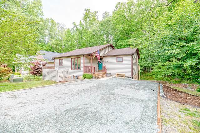 1016 N Windrace Trail, Sanford, NC 27332 (MLS #205808) :: Towering Pines Real Estate
