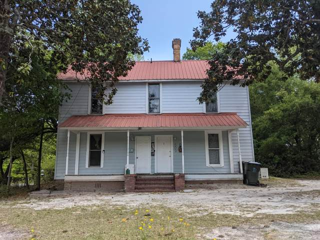 609 E Main Street, Aberdeen, NC 28315 (MLS #205812) :: Towering Pines Real Estate