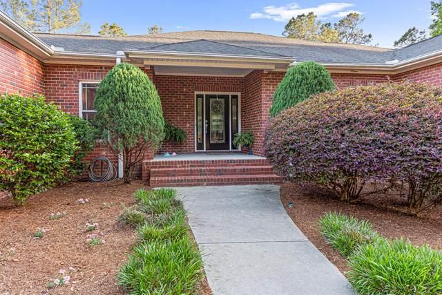 802 Sorrel Drive, Vass, NC 28394 (MLS #205813) :: Towering Pines Real Estate