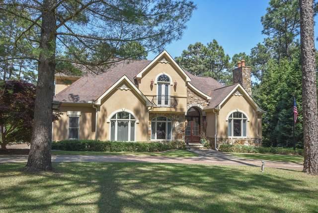 320 Arbutus Road, Southern Pines, NC 28387 (MLS #205878) :: Towering Pines Real Estate
