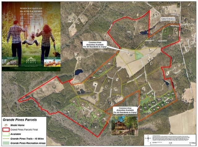 135 E Vista Ridge, Jackson Springs, NC 27281 (MLS #206133) :: Pines Sotheby's International Realty