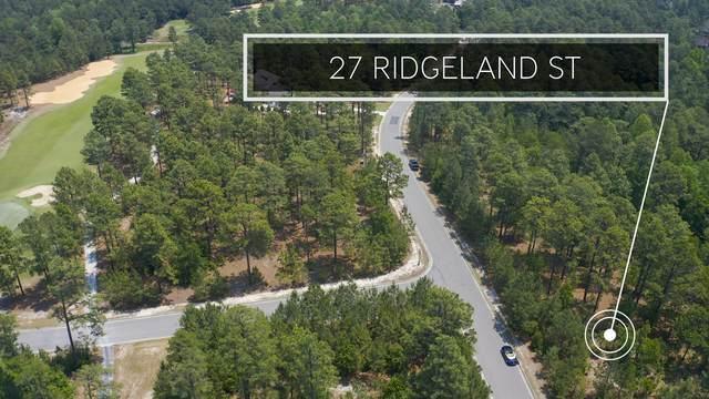 27 Ridgeland Street, Pinehurst, NC 28374 (MLS #206190) :: Pines Sotheby's International Realty