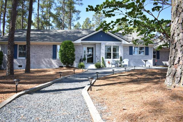 2 Cardinal Drive, Jackson Springs, NC 27281 (MLS #206335) :: EXIT Realty Preferred