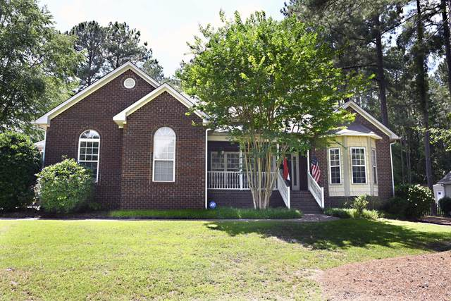 125 Royal Woods Way, Whispering Pines, NC 28327 (MLS #206619) :: Pines Sotheby's International Realty