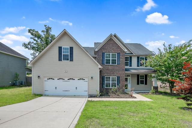 65 Birch Avenue, Spring Lake, NC 28390 (MLS #206686) :: On Point Realty
