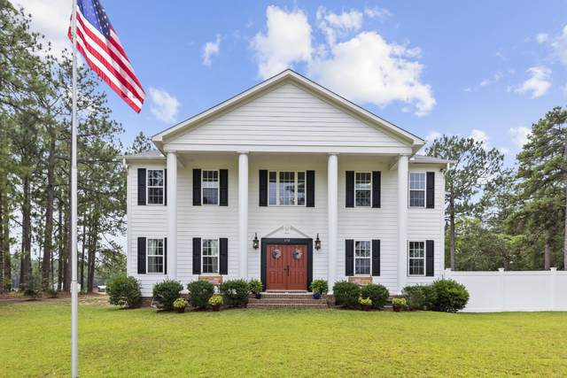 370 Mcintosh Road, Carthage, NC 28327 (MLS #206933) :: Pines Sotheby's International Realty