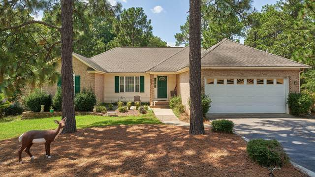 172 Morris Drive, West End, NC 27376 (MLS #206968) :: EXIT Realty Preferred