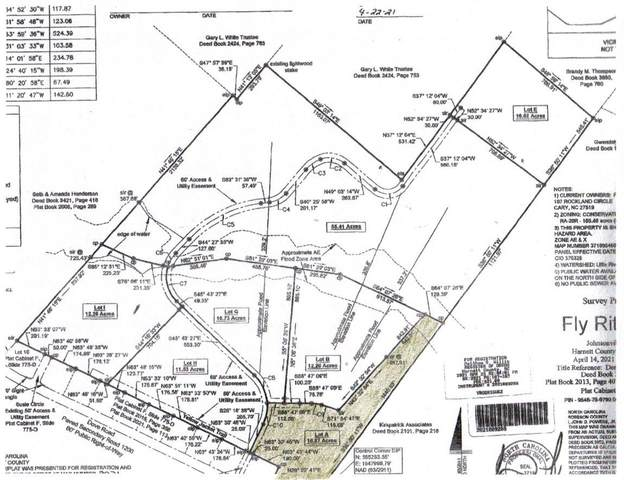Tbd Susie Circle, Cameron, NC 28326 (MLS #207146) :: On Point Realty