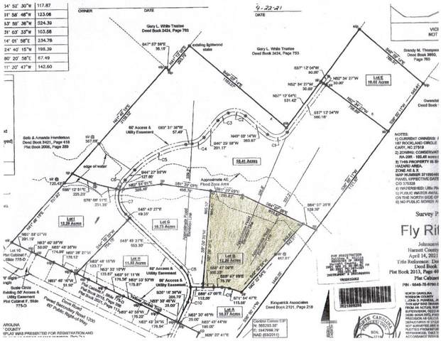 Tbd Susie Circle, Cameron, NC 28326 (MLS #207147) :: On Point Realty