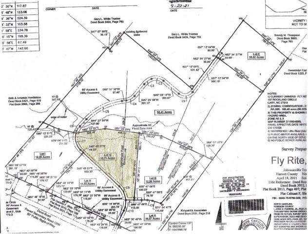 Tbd Susie Circle, Cameron, NC 28326 (MLS #207148) :: On Point Realty